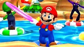 Mario Party 9 Top 10 Funny Mini Games