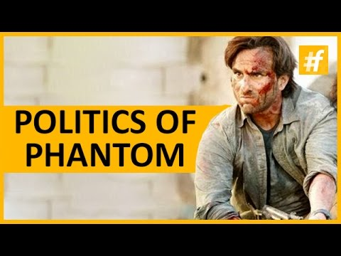 Saif Ali Khan - Kabir Khan   Political Thriller 'Phantom'