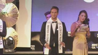 MISTER GLOBAL 2016 - TOP 5 ANNOUNCEMENT (HD)