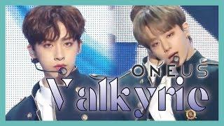 Hot Debut Oneus Valkyrie 원어스 발키리 Show Music Core 20190112