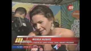 "... Micaela Vazquez,a Partir Del Lunes Estará En ""Taxxi Amores Cruzados"