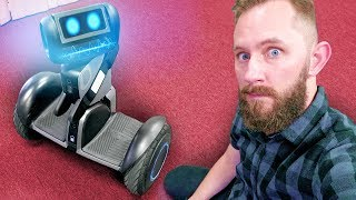 Sending My Robot To Work Instead Of Me...