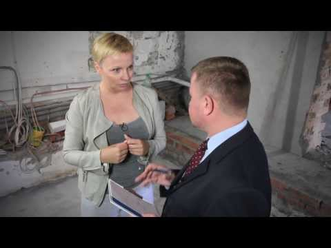 Aquapol - osuszanie murów Warszawa, zawilgocony dom - program Dekoratornia w TV4