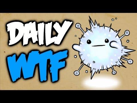 Dota 2 Daily WTF - How?