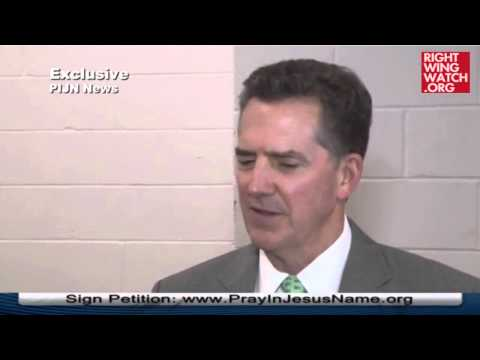 RWW News: Gordon Klingenschmitt Interviews Jim DeMint