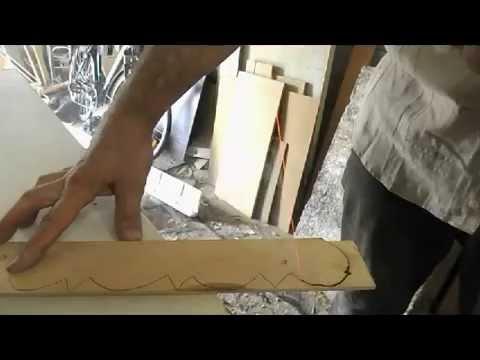 Как сделать Елка своими руками из ниток