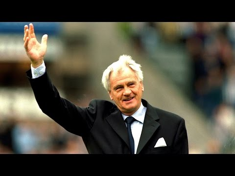 Alan Irvine pays tribute to Sir Bobby Robson on National Football Day