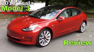 2018 Tesla Model 3 - Performance - Review