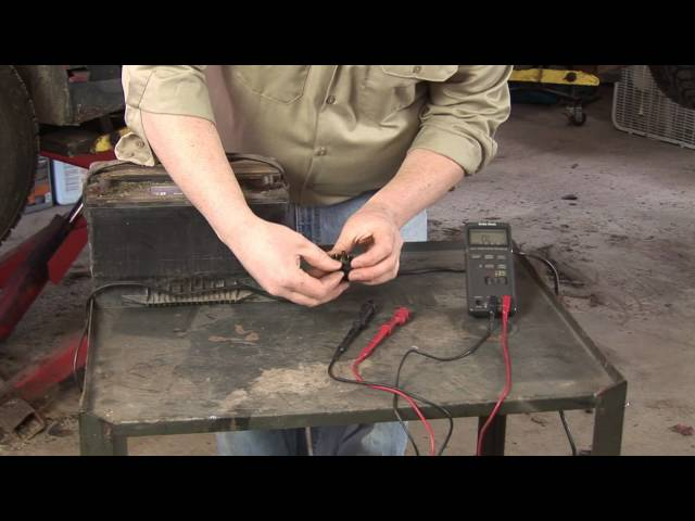 Auto Repair & Mechanics : How to Test a Car Relay