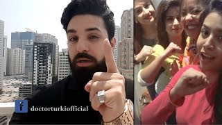 Reply To 4 viral girls (ONAIZA RANA VOICE MESSAGES)