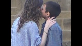 12 Year Olds Kissing College Girls Prank   ChecoTV