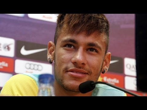 Neymar says Barcelona training like living a dream