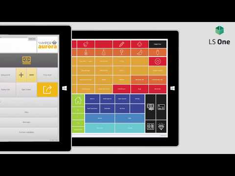 LS One - Point of Sale software system for small and large businesses [intro]