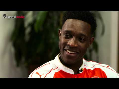 Danny Welbeck answers your questions | Twitter Takeover