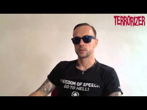 Terrorizer TV: Nergal On Bloodstock