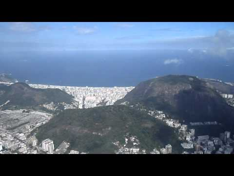 Helicopter Flight in Rio