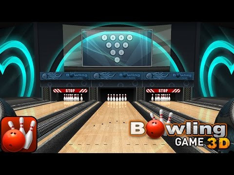 Bowling Game 3D HD FREE APK Cover