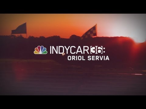 INDYCAR 36: Oriol Servia