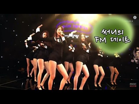 [9muses Part] 남자들만 오세요 : 9 Muses - Drama, Glue & Dolls, For Guys Only 20150214 video