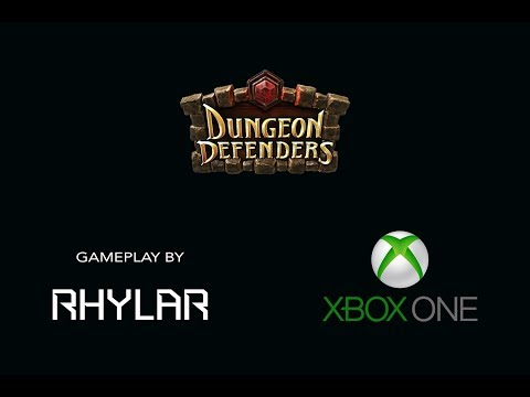 Dungeon Defenders - Magus Quarters - Best Defense Strategy Xbox 360 [HD]