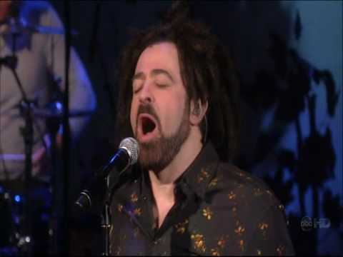 Counting Crows - You Can&#039;t Count On Me (live on THE VIEW)