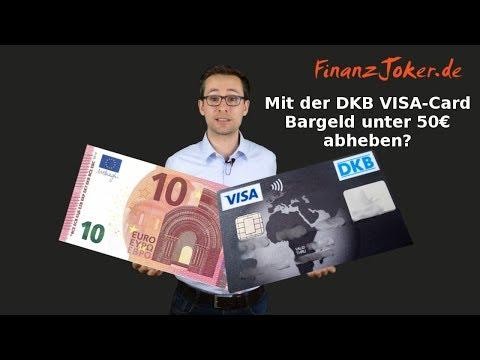 Wer braucht die Mini-Bargeld-Option der DKB?