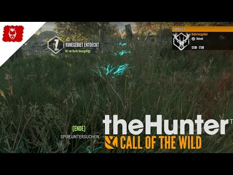The Hunter: Call of the Wild - Neue Futterstelle entdeckt - German | deutsch Gameplay