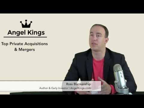 ► The Biggest Private Mergers & Acquisitions of All-Time | AngelKings.com