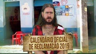 Plantão do Chico: Calendário de Reclamações 2019