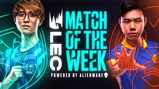 #LEC Match of the Week: MAD Lions vs Rogue | 2020 Summer Week 8