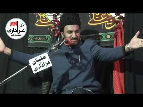 Allama Nasir Sibtain Hashmi I 25 Muharram 2018 I Imam Bargah Kashana Shabir Lal kurti Multan Cantt