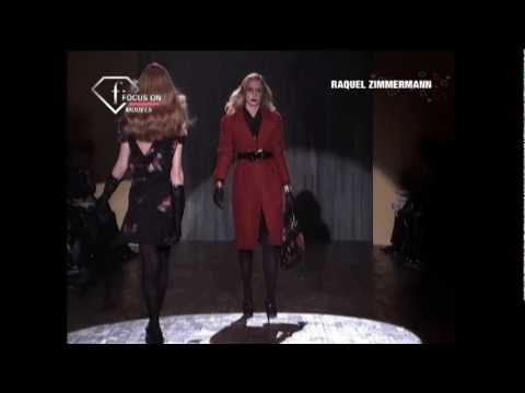 FashionTV - FTV.com - Raquel Zimmermann s short clip FW 200708 Video