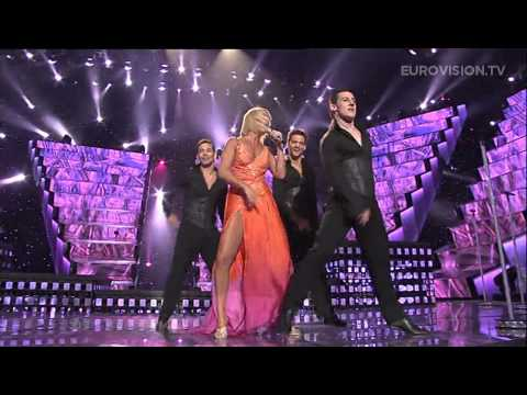 Kate Ryan - Je T'adore (Belgium) 2006 Semi-Final