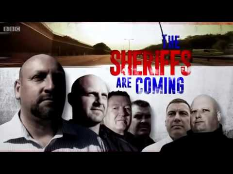 The sheriff's are coming