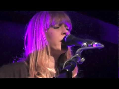 Lucy Rose - NEW SONG &quot;Like That&quot; - live [HQ] @ZOOM Frankfurt 2013