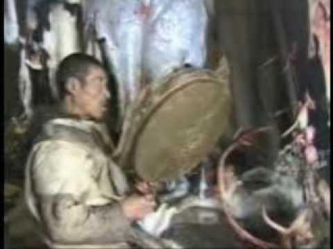 Chukchi Shamanic Ritual from Siberia