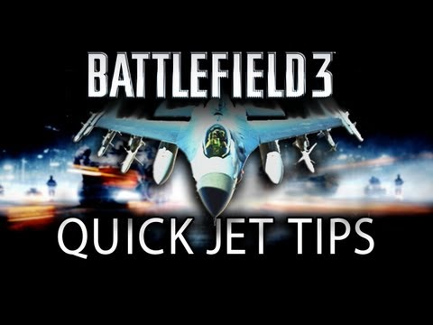 Quick Jet Tips - Ep.1 - Breaking Loop and Turn Cycles (Battlefield 3)