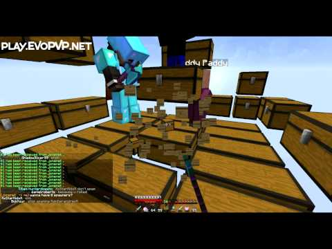 Minecraft OP Factions Server EP15 w Jack RAIDING AND GRIEFING UNCLAIMED SKYVAULT