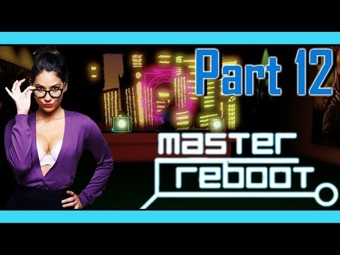 Master Reboot, Gameplay Playthrough w/ Facecam Part 12 (Library) - SEXY LIBRARIAN!...