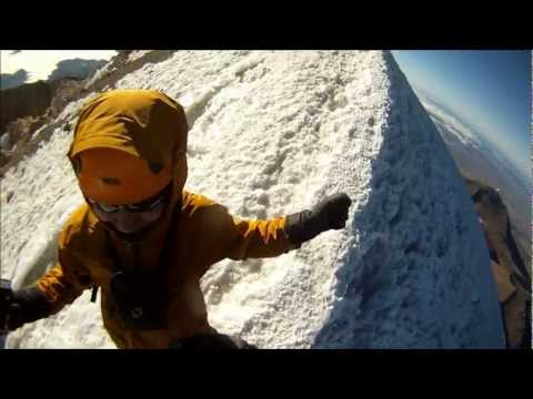 Pico de Orizaba(Citlaltepetl) 5636m climbing expedition 2012 HD