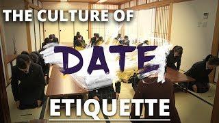 【伊達な文化】仙台藩作法【作法】
