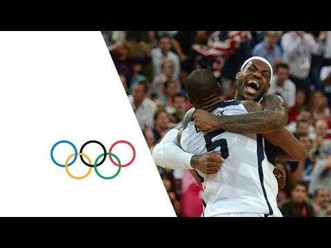 Basketball Men's Final - United States v Spain -  London 2012 Olympic Games Highlights