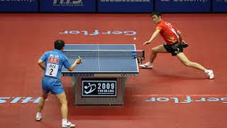 Table Tennis - Unbelievable