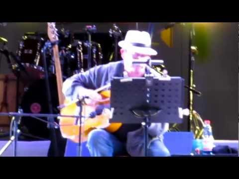 Angel para un final Silvio Rodríguez Estadio Nacional Chile 2012 HD [720p]