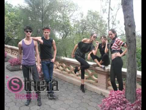 Los Sthera Models tour turistico en la ciudad de Mexico Df. el Castillo de Chapultepec y el Metro
