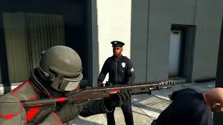 THE STRIKE TEAM[GTA V Rockstar Editor]