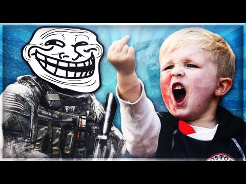 Squeaker Trolling in Black Ops 2 (Squeaker Squad)