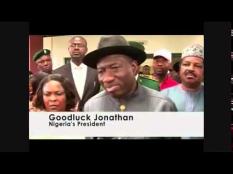 President Goodluck Jonathan on MEND in 2010 And 2015