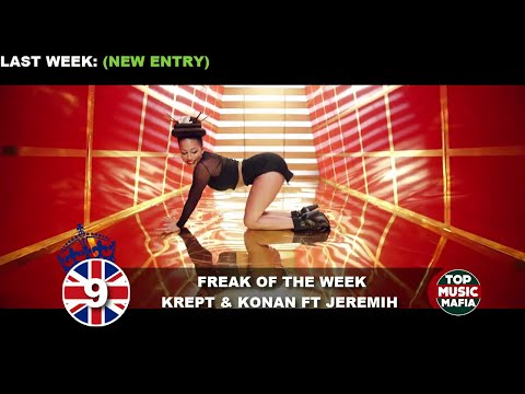 Top 10 Songs of The Week - July 11, 2015 (UK BBC CHART)