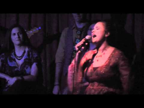 Julie Reyburn with Marquee Five: Tangled Up in Blue